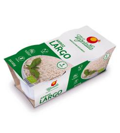 Vasito arroz blanco largo Vegetalia