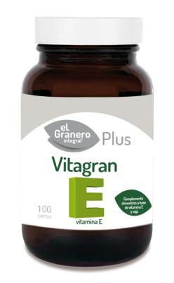 Vitagran Vitamina E El Granero Integral