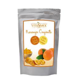 Naranja crujiente Vitasnack 24g.