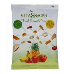 Mix de frutas crujientes Vitasnack 18g