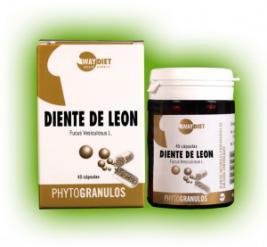 Diente de león phytogránulos Way Diet 45 cápsulas