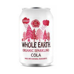 Refresco de cola bio Whole Earth 330ml.