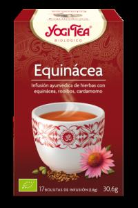 Infusión equinácea Yogui Tea 17 bolsitas