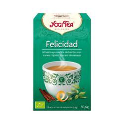 Infusión Felicidad Yogi Tea 17 bolsitas
