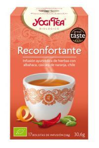 Infusión Reconfortante Yogi Tea 17 bolsitas
