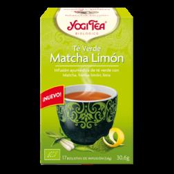 Te verde Matcha Limón Yogi Tea
