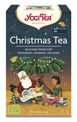 Té Navidad (Christmas collection) Yogi Tea 17 bolsitas
