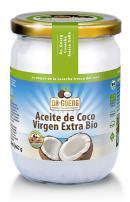 Aceite de coco virgen extra bio 500ml.