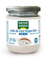 Aceite de coco virgen Naturgreen 215ml.