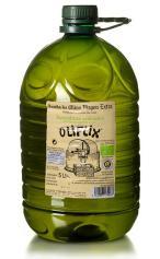 Aceite de oliva bio virgen extra Oliflix 5l.