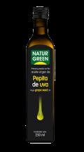 Aceite de pepita de uva bio Naturgreen 250ml.