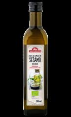 Aceite de sésamo Natursoy 500ml.