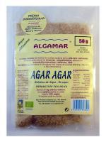 Alga Agar agar en copos Algamar 50g.