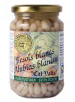 Alubias blancas cocidas eco 220g.