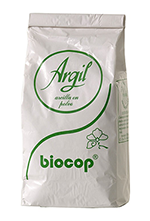 Arcilla blanca Argil (uso externo) Biocop 1kg.