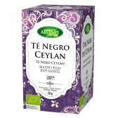 Té negro ceylan 20 filtros