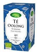 Té Oolong bio (Azúl) 20 filtros