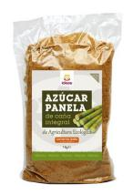 Azúcar panela ecológica de caña integral Ideas 1 kilo