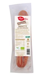 Baguette con trigo sarraceno bio El Granero Integral 100g.