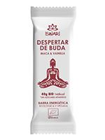 Barrita Despertar de Buda Maca y Vainilla Iswari 40g.
