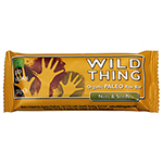 Barrita energética de nueces y semillas Raw Paleo Wild Thing 30g