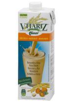 Bebida de arroz con avellanas Vitariz 1l.
