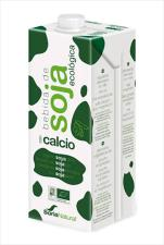 Bebida de soja calcio Soria Natural 1l.