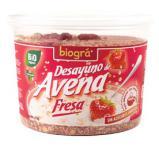 Desayuno Avena Fresa 220g.