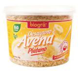 Desayuno Avena Plátano 220g.