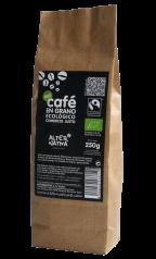 Café en grano 250g.