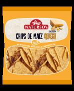 Chips de maíz con queso 75g.