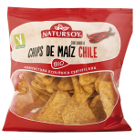 Chips de maíz con chili 75g.