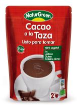 Chocolate a la taza Naturgreen 330ml.