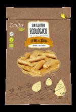 Colines de sésamo sin gluten Zealia 75g.