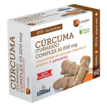 Cúrcuma complex Nature Essential 10000mg. 60 cápsulas