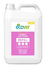 Suavizante ropa con aroma a manzana y almendra Ecover 5l.