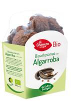 Galletas bioartesanas algarroba 250g.