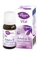 Aceite esencial de árbol de té bio 12ml.