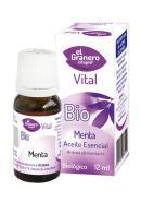 Aceite esencial de menta bio 12ml.