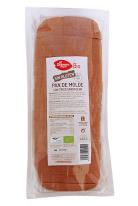 Pan de molde con trigo sarraceno sin gluten bio 445g.