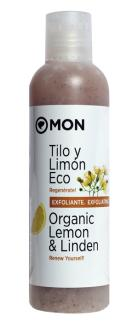 Gel Exfoliante Tilo y Limón 200ml.