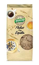 Flakes de trigo espelta Biocop 200g.