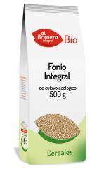 Fonio integral El Granero Integral 500g.