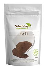 Foti en polvo bio Salud Viva 125g.