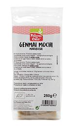 Genmai Mochi (Tortitas de arroz dulce) 250g.