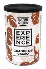 Granos de cacao troceados (Nibs) Naturgreen 200g.