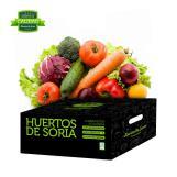 Caja de verdura ecológica 9kg.