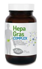 Hepagras complex 75 cápsulas 615 mg.