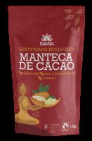 Manteca de cacao 125g.