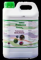 Jabón potásico Castalia 5l.